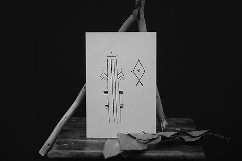 Carte symbole 3
