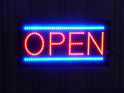 Indoor / Outdoor LED Signs