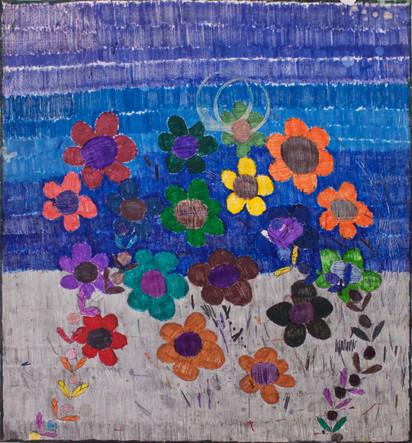 6. Untitled (Large Blue)
