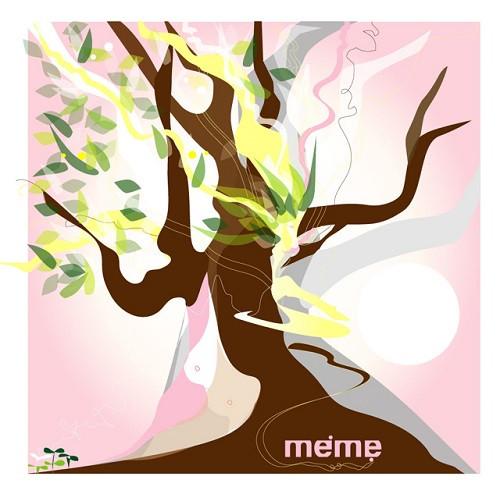 Tree-春-