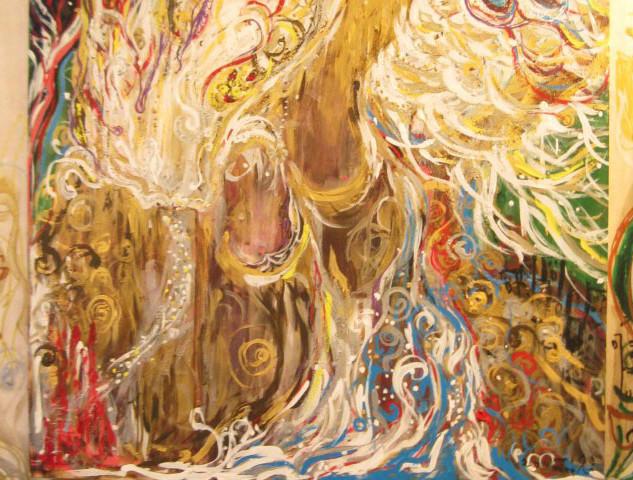 The goddess of the tree-木の女神-