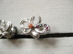 Pin brooch -水引蝶-