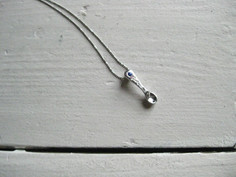 Baby Spoon Necklace