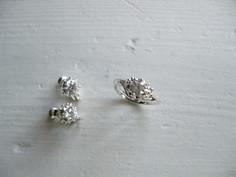 Drop Of Water Earrings/Ring
