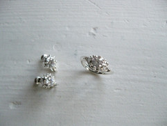 Drop Of Water Earrings/Ring