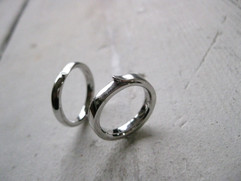 2011.03 Order Marriage Ring - Ducks -
