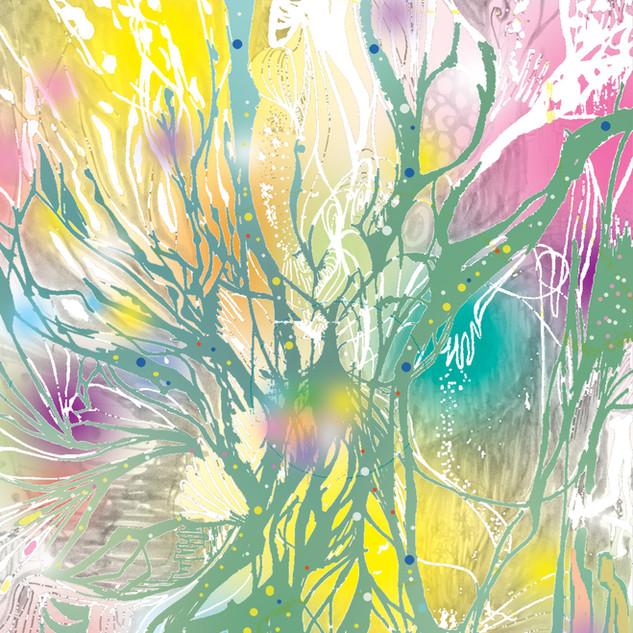 My beautiful color world-命の樹-
