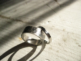 2012.03 Order Marriage Ring - Combination Natural Molding -