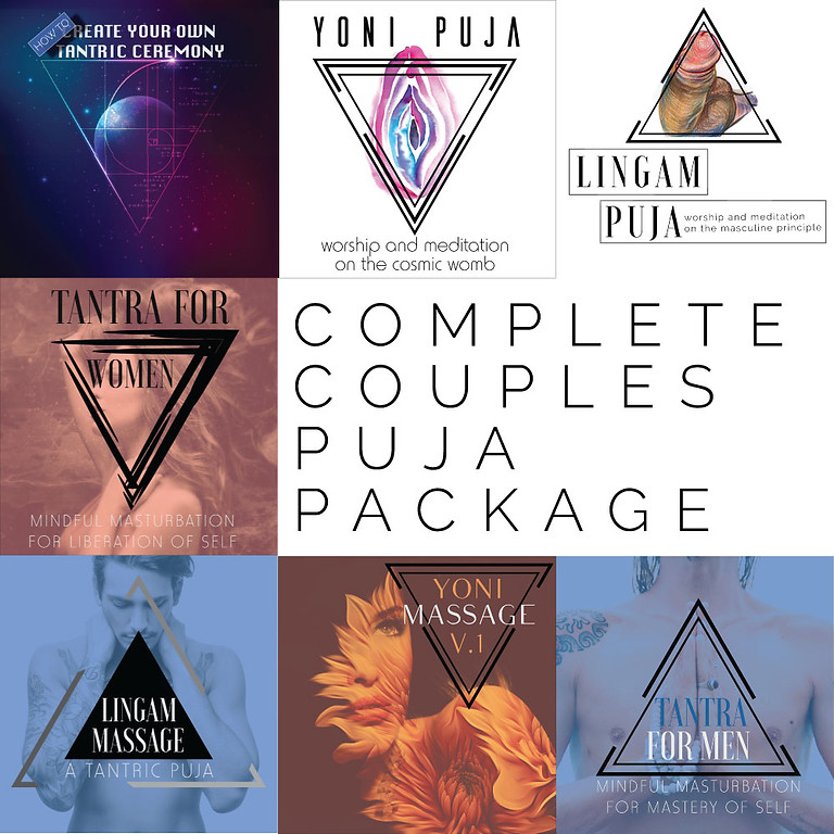 Complete Couples Puja Package