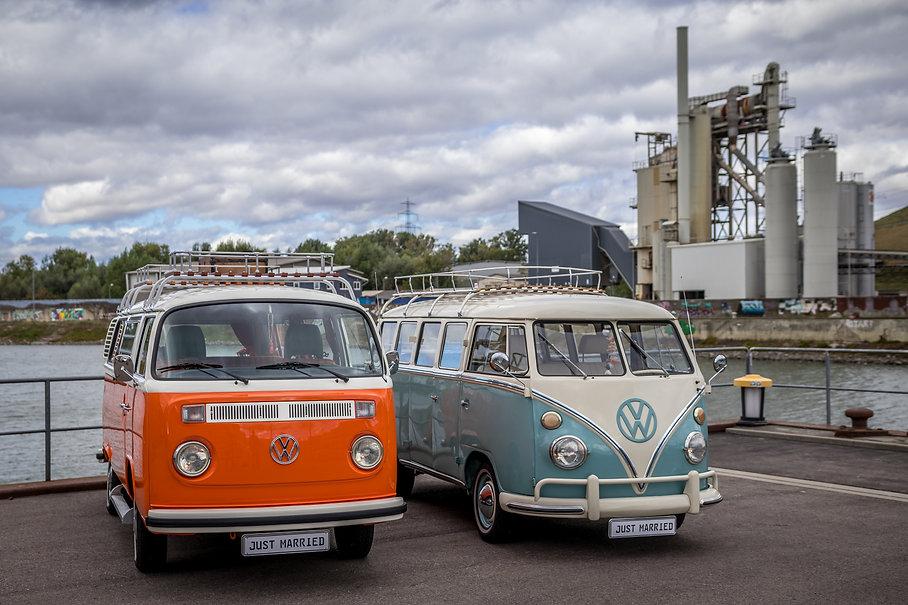 VW T1 & Vw T2 Hochzeitsauto für Brautpaare in Karlsruhe,Stuttgart, Baden-Baden
