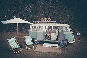 Fotobulli für unvergessliche Bilder auf der Hochzeit!