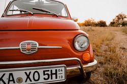 Charmeur Toni ( Fiat 500 )
