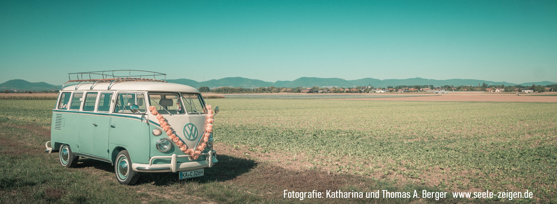 Hochzeit Bulli mieten Pfalz