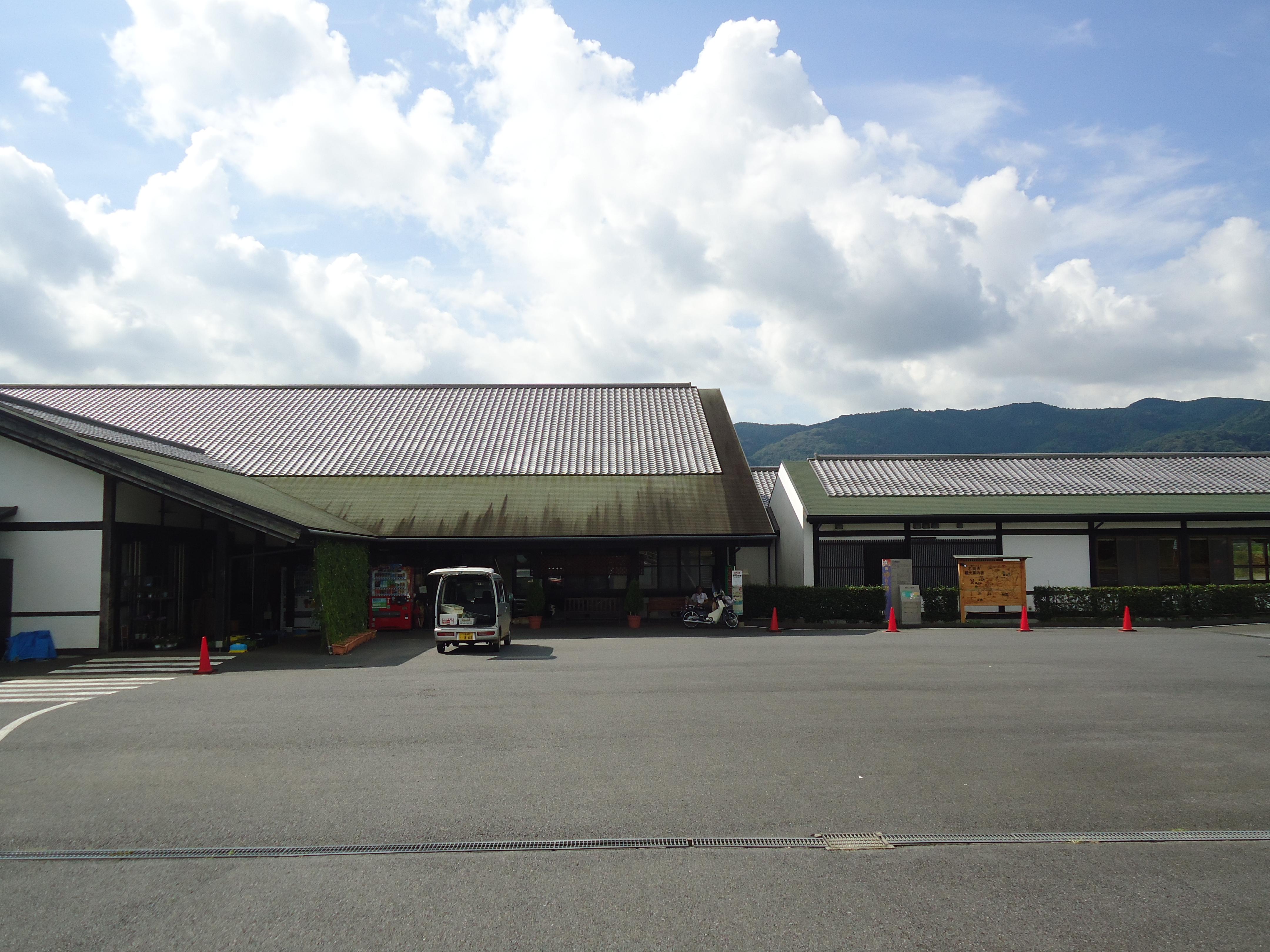 ゆりの郷物産館