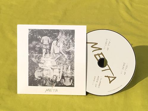 "EP ""META"" CD"