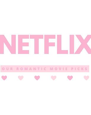 Netfix Valentins Graphic