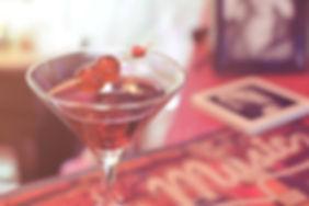 At Last Tearooms: Cocktail