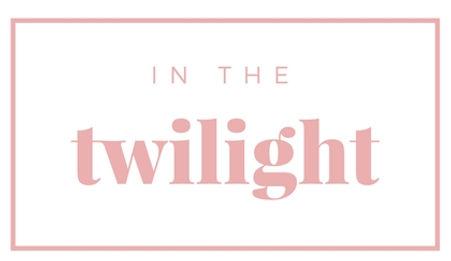In The Twilight Logo