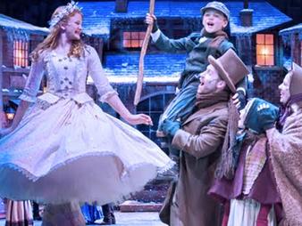 Hanover Theatre's A CHRISTMAS CAROL