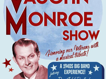 Singing in THE VAUGHN MONROE SHOW
