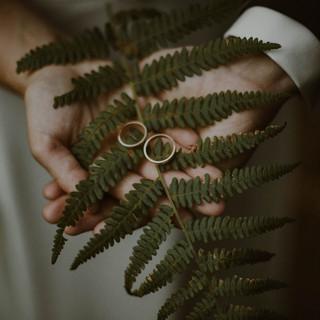 Natalia i Tomasz   Sesja poślubna w lesie