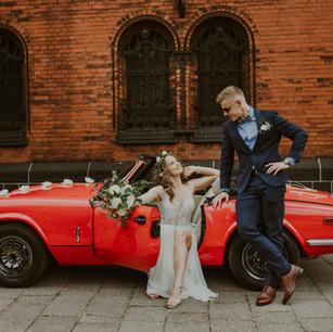 Impresja Zabrze | Reportaż ślubny Ani i Łukasza