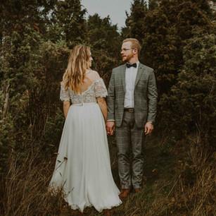 Sesja ślubna Ewy i Łukasza, Góra Zborów