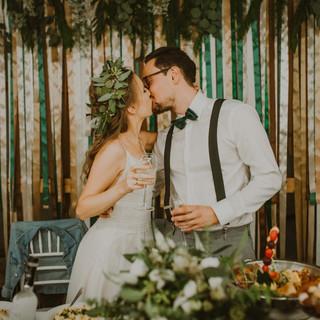 Marta i Filip  Ślub w górach
