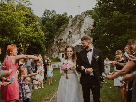 Ślub plenerowy, Hotel Fajkier | Edyta i Krystian.