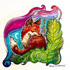 Fox & Foxglove