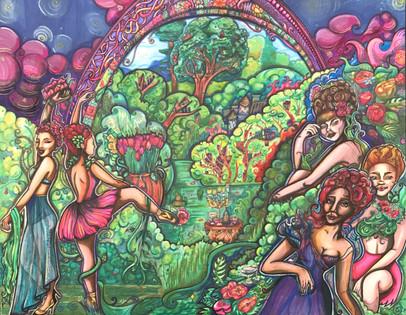 Versailles in Technicolor