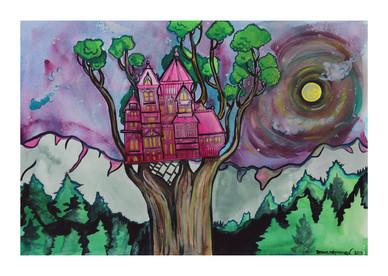 Victorian Treeshouse