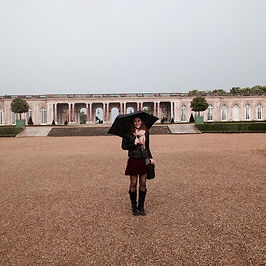 Grand Trianon_Versailles, France_April 2
