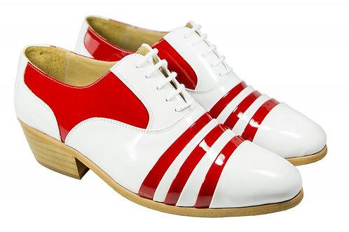 Sapato Masc. Mod. Bicolor - Ref. 0005