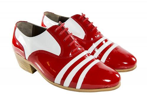 Sapato Masc. Mod. Bicolor - Ref. 0003