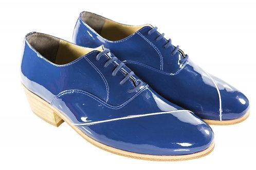 Sapato Masc. Mod. Bicolor - Ref. 0006