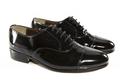 Sapato Masc. Mod. tradicional - 01 cor - Ref. 0080