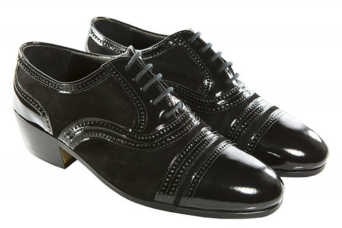 Sapato Masc. Mod. Camurça 01 cor - Ref. 00015