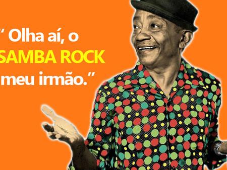 Dia do Samba Rock 31 de Agosto