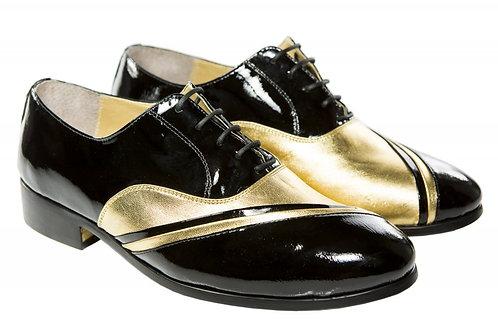 Sapato Masc. Mod. Bicolor - Ref. 00051