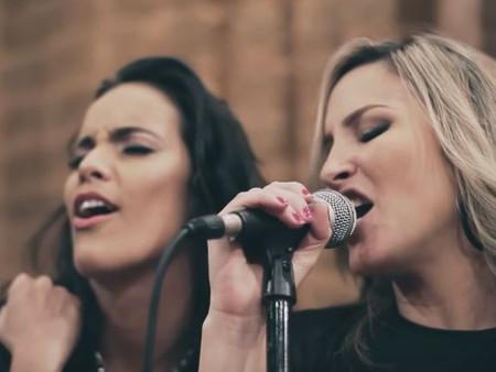 Samba Rock com tempero baiano de Ju Moraes e Claudia Leite.
