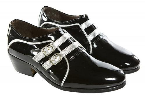 Sapato Masc. Mod. Bicolor - Ref. 0008
