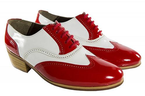 Sapato Masc. Mod. Bicolor - Ref. 00050