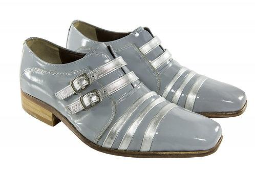 Sapato Masc. Mod. Bicolor - Ref. 0007