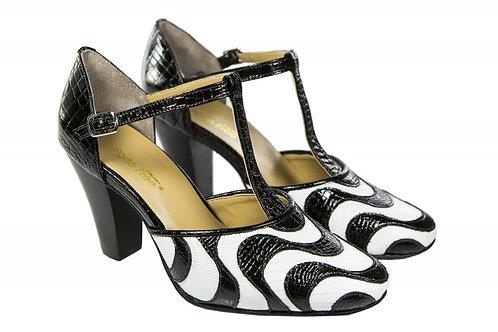 Sapato Fem. Mod. Copacabana - Ref 00032