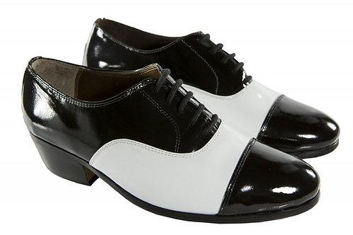 Sapato Masc. Mod. Bicolor - Ref. 00019