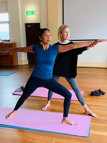 Private Face to Face Yoga