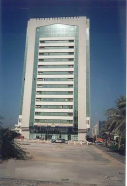 Project: Building Mohd Balabed  Al