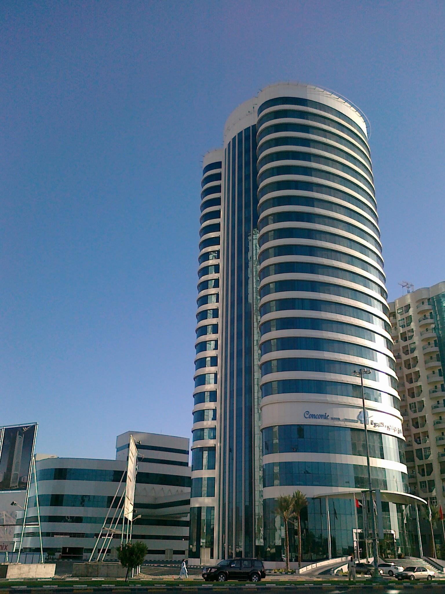 Concorde Hotel At Fujairah