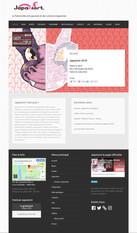 Site web festival Japaniort